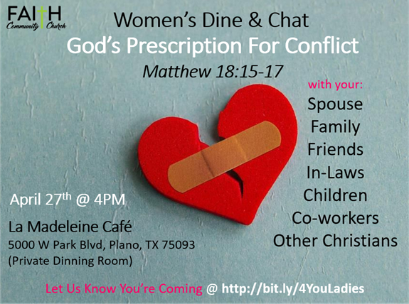 Women's Dine & Chat