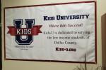Kid U banner